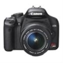 Bild von Canon Digital Rebel XSi 12.2 MP Digital SLR Camera Black