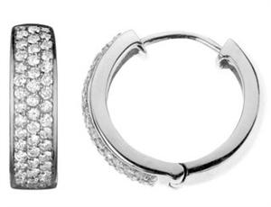 Bild von Diamond Pave Earrings
